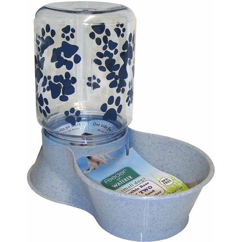 Lixit Corporation Dog Feeder Fountain, 64-Oz