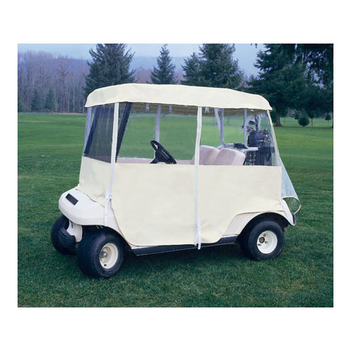 Classic 72073 Deluxe Drivable Golf Cart Cover