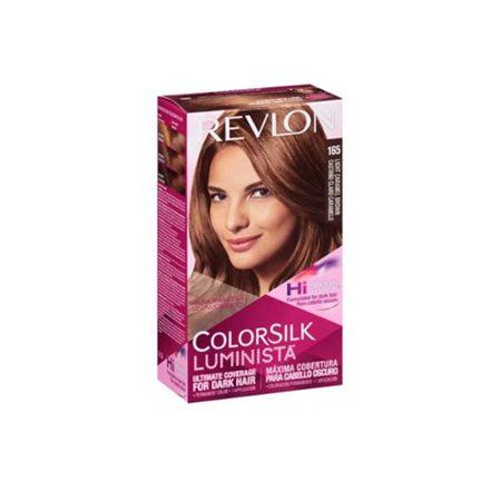 revlon colorsilk luminista hair color 165 light caramel. Black Bedroom Furniture Sets. Home Design Ideas