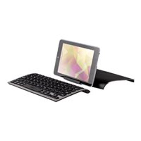 ZAGG Universal Wireless Keyboard and Stand for All Bluetooth Smartphones and Tablets - Black ()