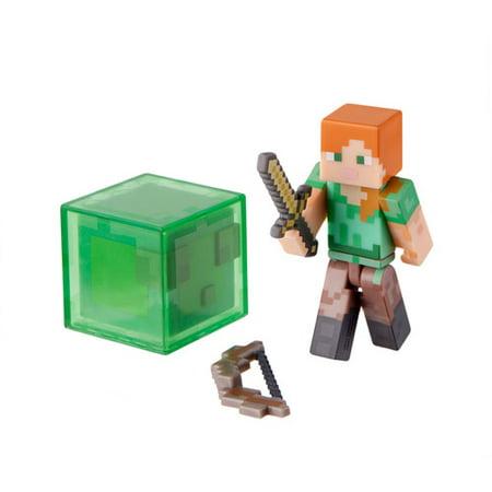 Minecraft Overworld Alex with Accessories](Alex Minecraft)