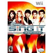 Disney Sing It: Pop Hits - Game Only - Nintendo Wii (Refurbished)