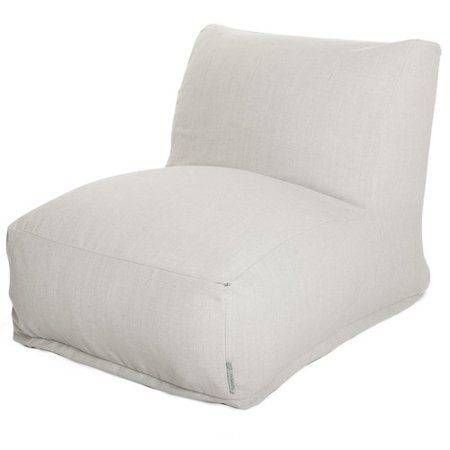 Majestic Home Goods Solid Bean Bag Lounger