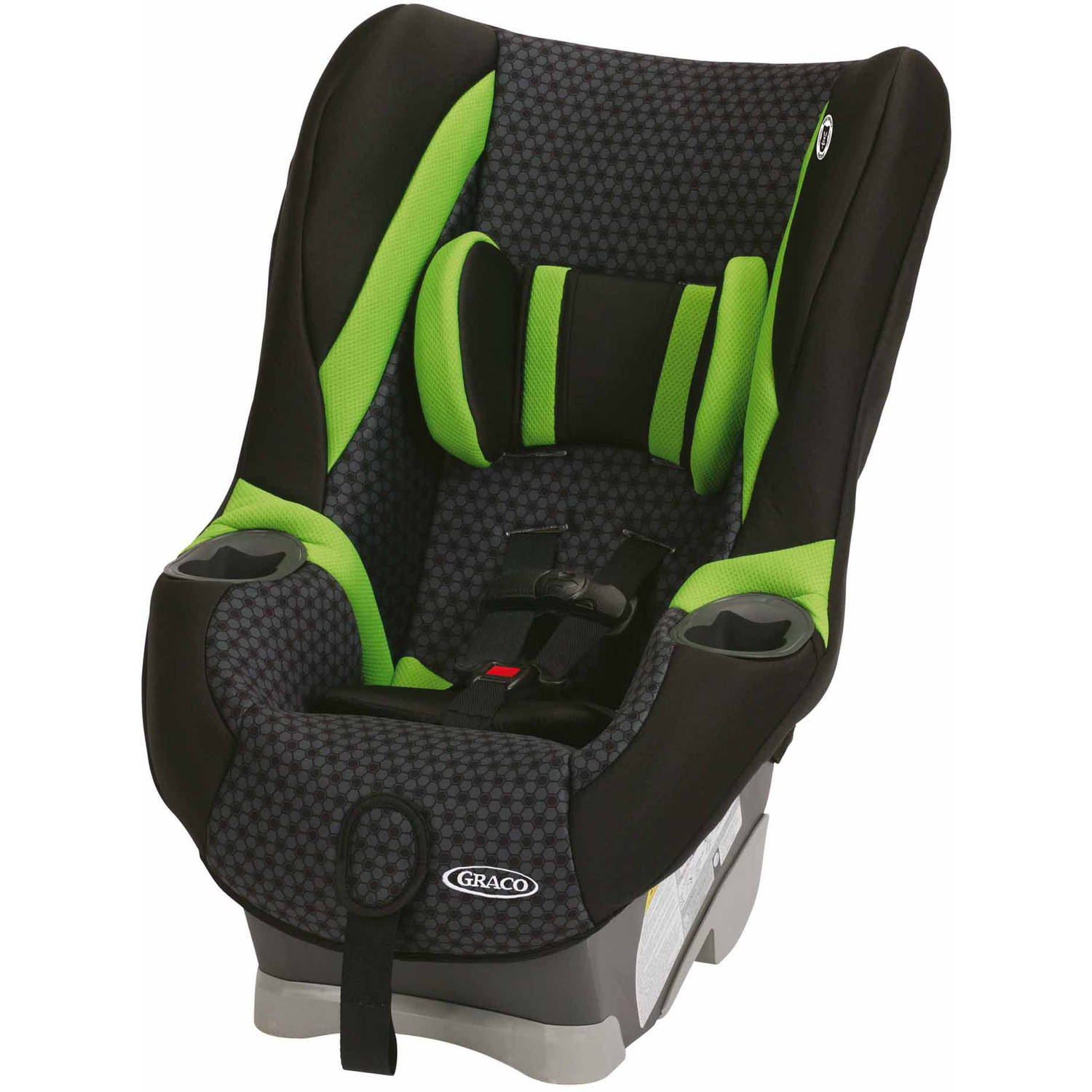Graco MyRide 65 LX Convertible Car Seat, Ezra