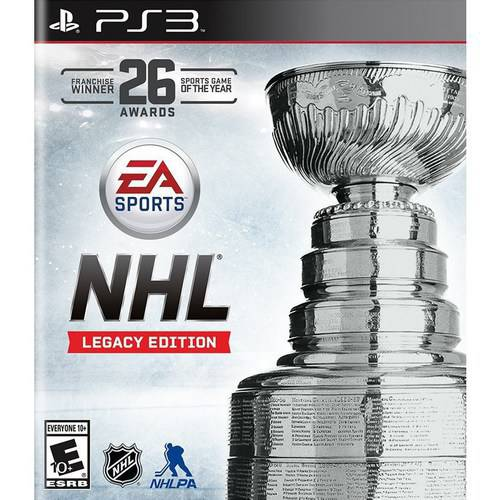 NHL Legacy Edition (PS3) - Pre-Owned