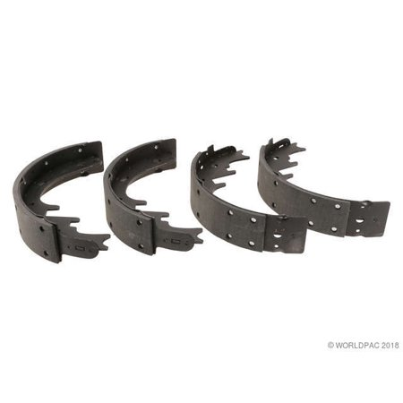 Motorcraft W0133-1835473 Drum Brake Shoe for Ford Models