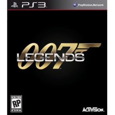 Fighting Legend (007 Legends - Playstation 3)