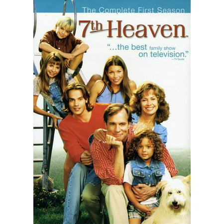 7Th Heaven  The First Season    Dvd