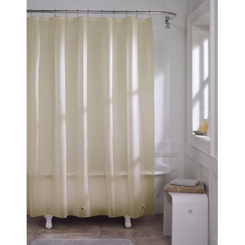 Symple Stuff Brosnan Super Softy Vinyl Single Shower Curtain