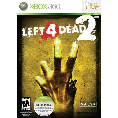 Left 4 Dead 2 (Xbox 360) - Pre-Owned (Left For Dead 2 Hacks Xbox 360)