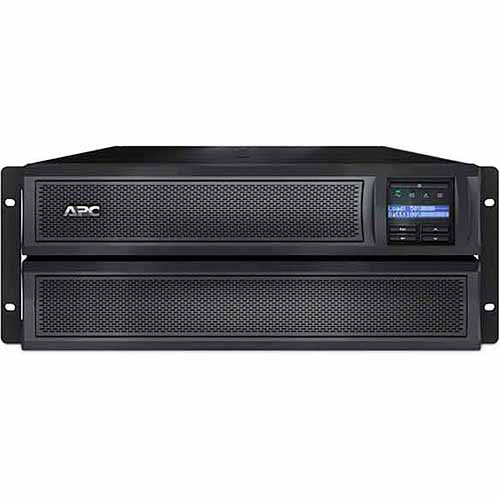 APC Smart-UPS X 3000VA Rack Tower LCD, 100-127V by APC