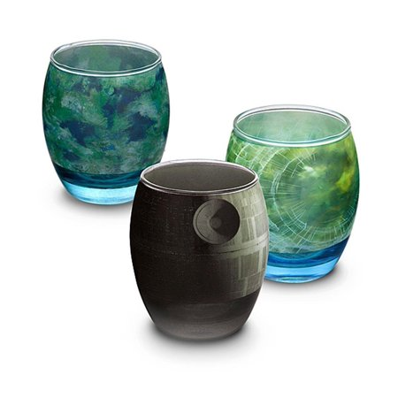 Star Wars Planetary Glass Set of 6 - Star Glasses