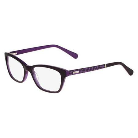 BEBE Eyeglasses BB5103 513 Purple 51MM - Walmart.com