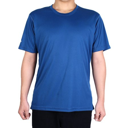 About Golf T-shirt - Adult Men Polyester Breathable Short Sleeve Clothes, Casual Wear Tee, Golf Tennis Sports T-shirt