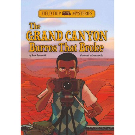 The Grand Canyon Burros That Broke