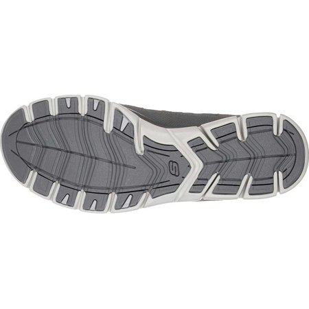 Women's Skechers Gratis Strolling Sneaker Black/Black 8.5 N