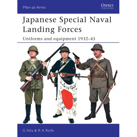 Japanese Special Naval Landing Forces : Uniforms and equipment (German Naval Uniforms)