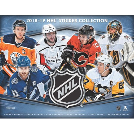 201819 Panini Nhl Stickers Album Refills 93067 12 Albums Of 72