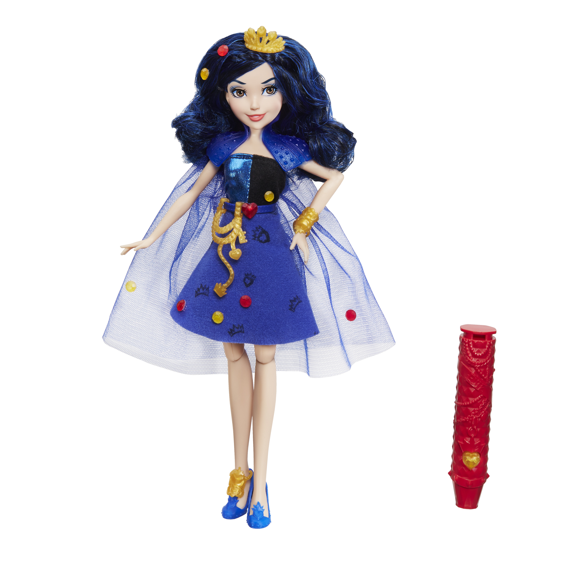Disney Descendants Evie's 4 Hearts by Hasbro Inc.