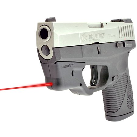 Laserlyte Tgl   Trigger Guard Laser  Fits Taurus Tcp And Slim  Black Finish  Trigger Guard Mount Uta Ta