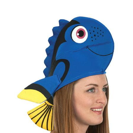 Blue Fish Hat - Fish Hat