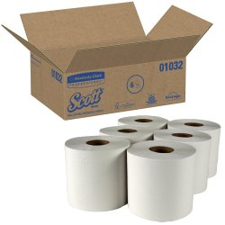 Towel, Scott Paper Ctr Pull Wht  (Units Per Case: 4200)