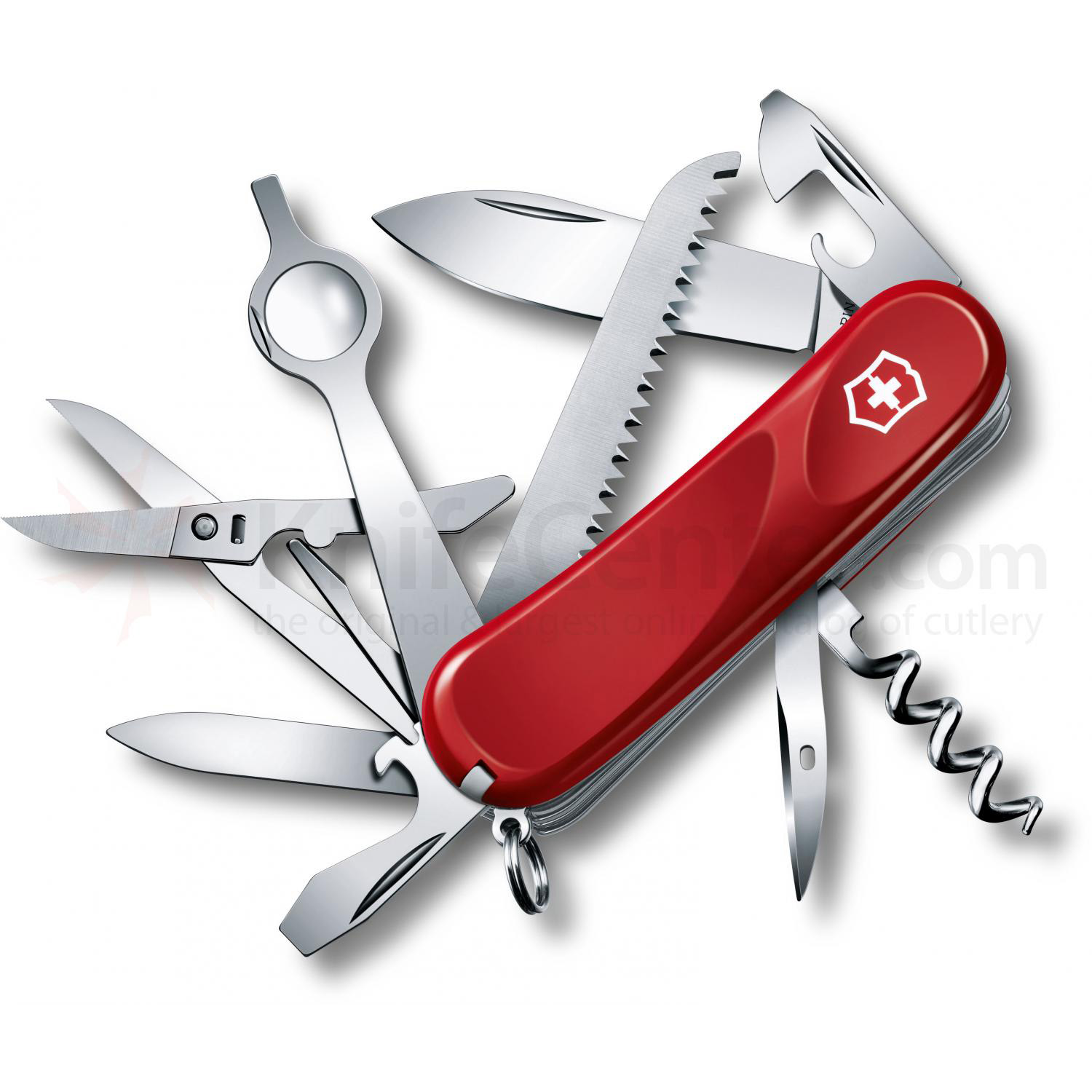 Swiss Army Knife Victorinox Evolution 23 Pocket Knife Multi Tool - Red