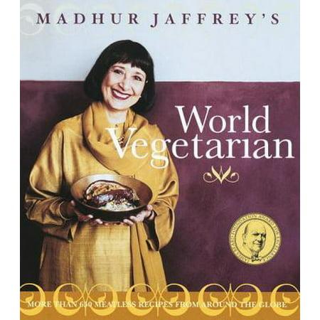 Madhur Jaffrey's World Vegetarian - eBook