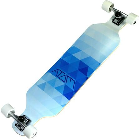 Blue Longboard (Atom 39