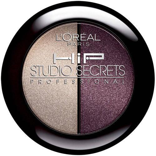 L'Oreal Paris Studio Secrets Professional Metallic Shadow Duo, Electrified 510