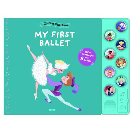 Ballast Board - My 1st Ballet (Board Book)