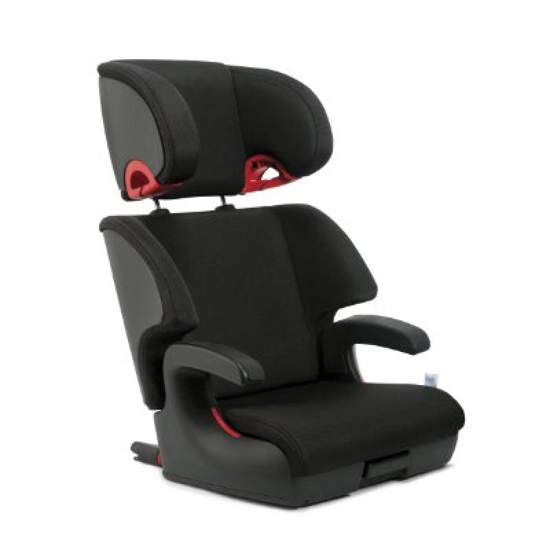 Clek Oobr Full Back Booster Seat, Drift