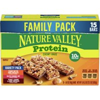 Nature Valley Chewy Protein Granola Bar, 21.3 oz