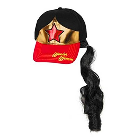 Wonder Woman Baseball Cap Hat with - Wonder Woman Hat