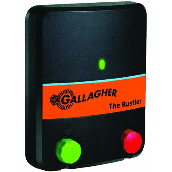 Gallagher Rustler Electric Fence Charger