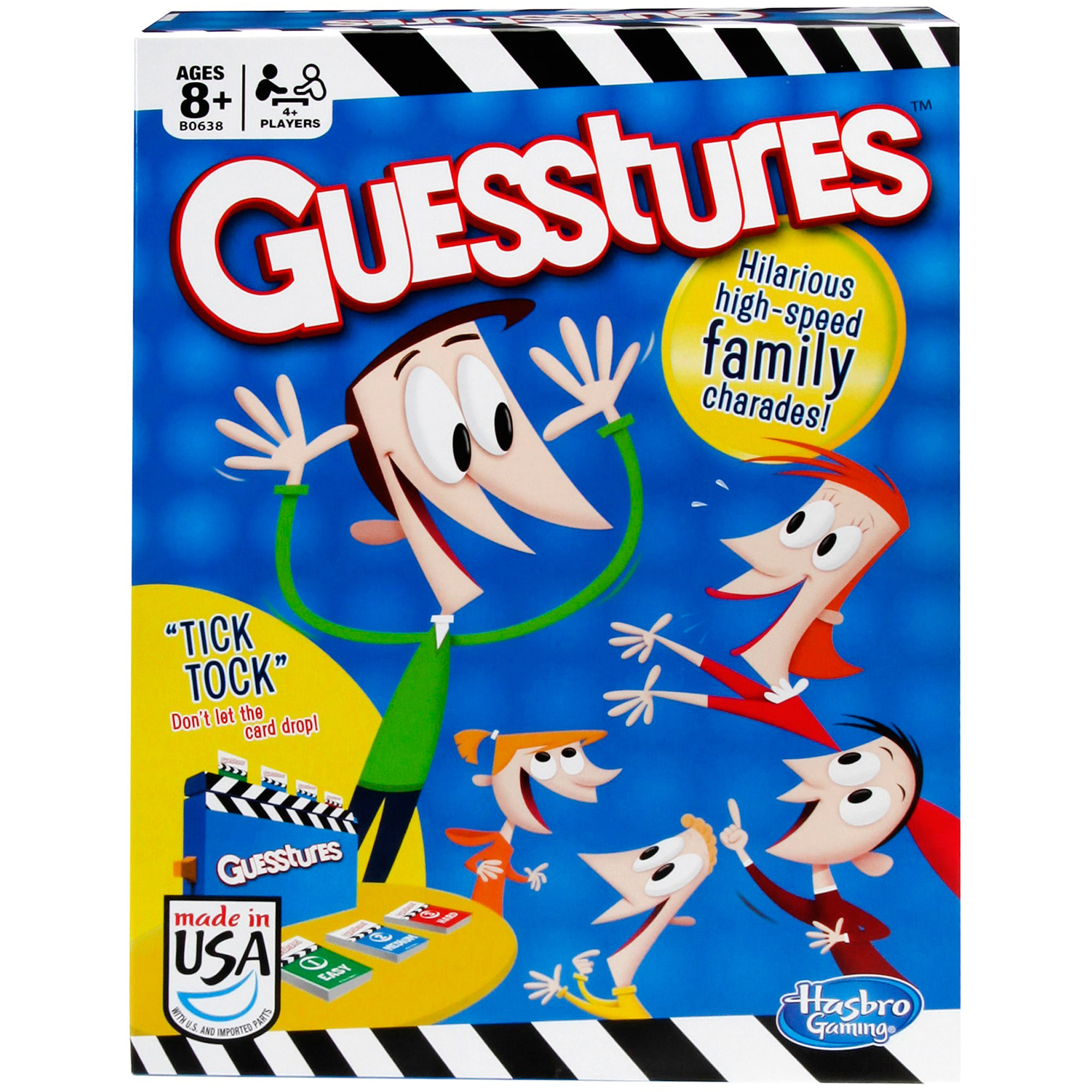 Guesstures Game, Game for Ages 8 and up - Walmart.com