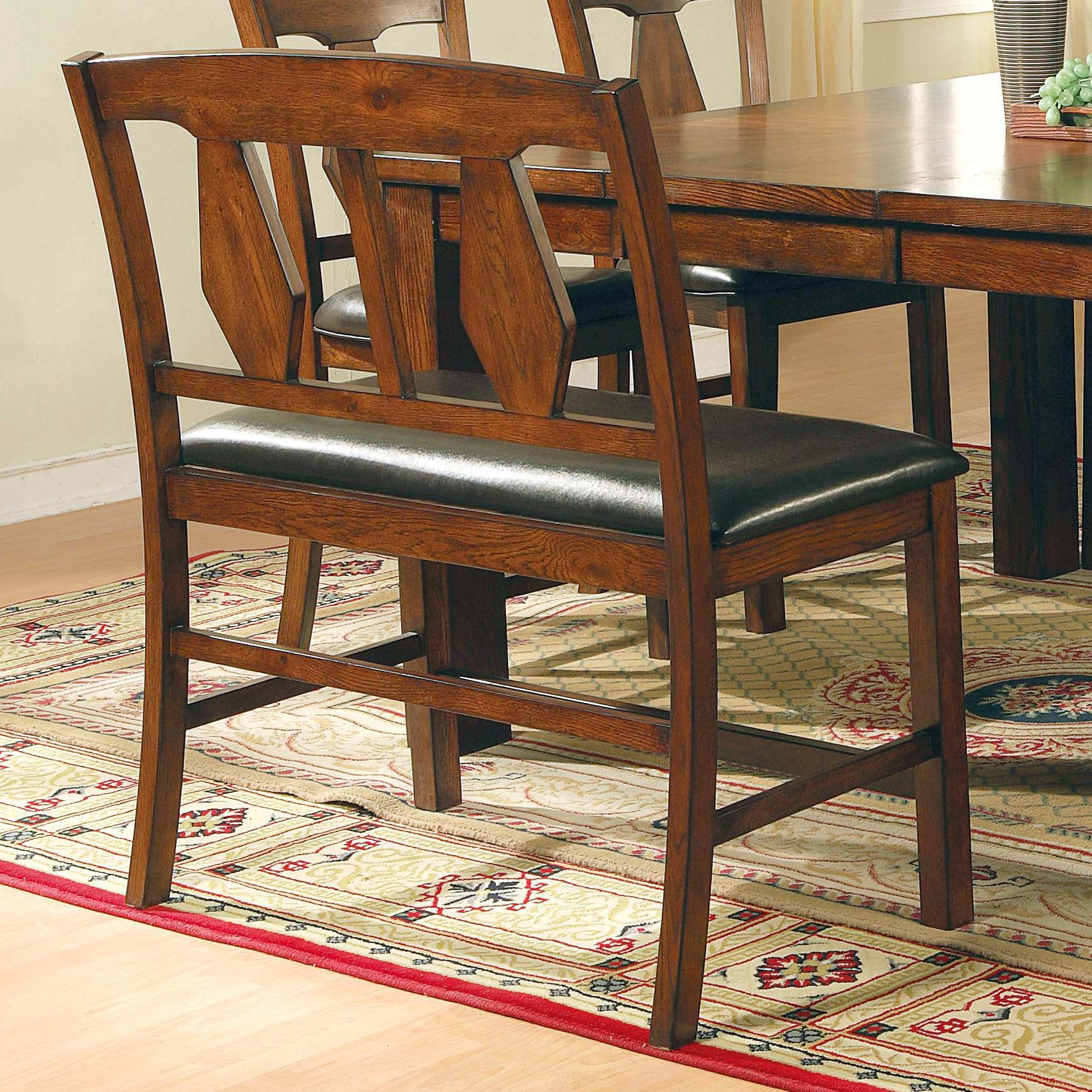 Steve Silver Lakewood Counter Height Dining Bench