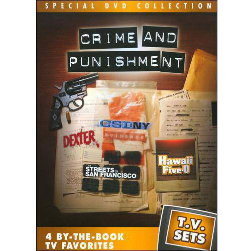 T.V. Sets: Crime And Punishment (Widescreen, Full Frame)