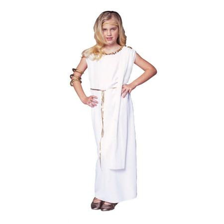 Athena Child Costume - Greek Athena Costume