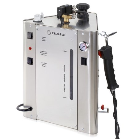 Reliable Corporation Stainless Steel 2.37-Gallon Dental Steam
