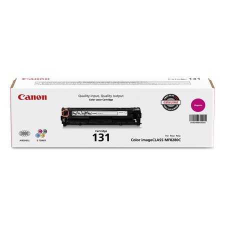 Canon 6270B001 (CRG-131) Toner, Magenta 2135cn Magenta Toner