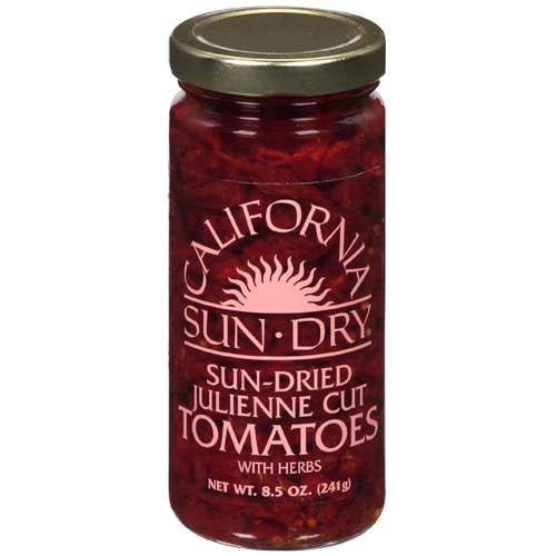 California Sun-Dried Tomatoes, 8.5 oz