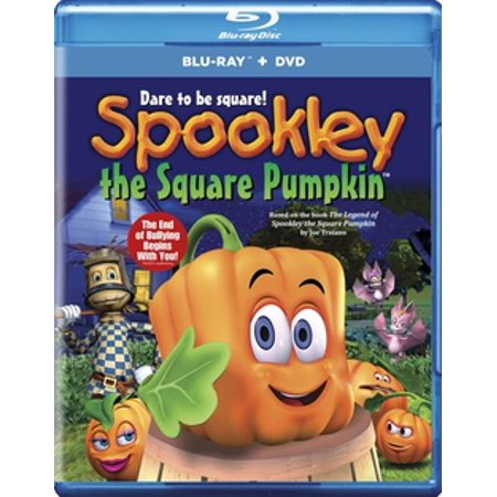 This Is Halloween Cartoon Movie (Spookley The Square Pumpkin (Blu-ray +)