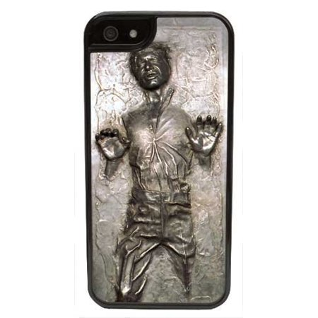 best sneakers 3c95c f5501 Ganma Han Solo Carbonite Flat Back Not 3D Case For iPhone 6 PLUS / 6S PLUS  (5.5 INCH), Case