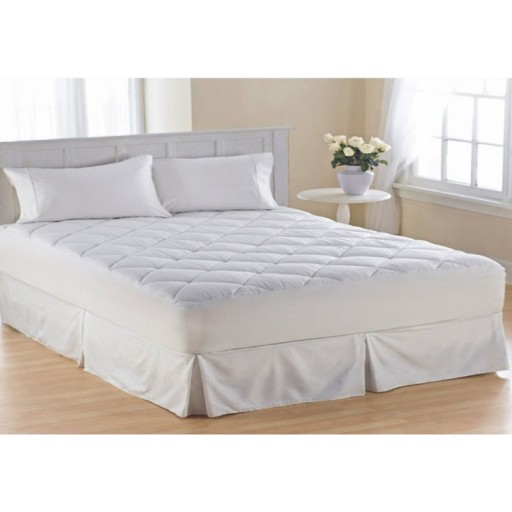"Hotel Collection Pillow Top 1000TC Mattress Pad 22"" Super"