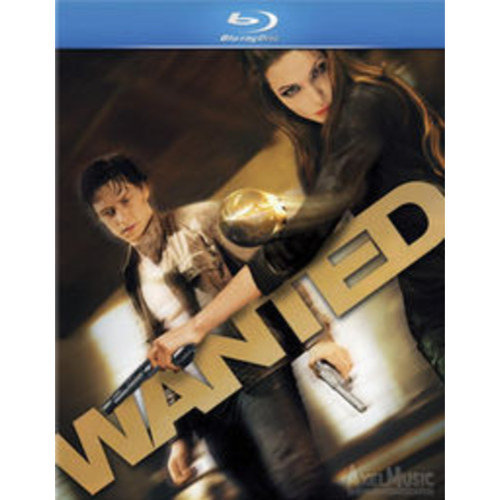 Wanted (Blu-ray) (With INSTAWATCH) (Widescreen)