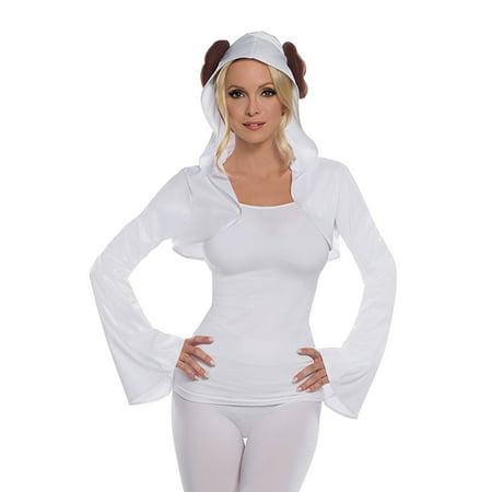 Star Wars Princess Leia Bolero Jacket Costume Accessory