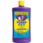 Wizards Turbo Cut Compound, 32 oz