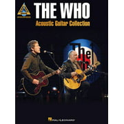 Guitar Recorded Versions: The Who - Acoustic Guitar Collection (Paperback)