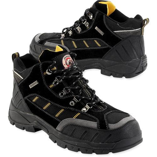 Brahma - Men's Kane Steel-Toe Hiking Boots - Walmart.com